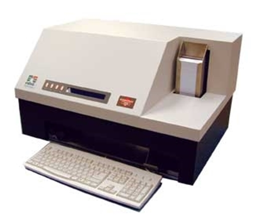 Picture of NBS Advantage 2000-M3 Desktop Embosser