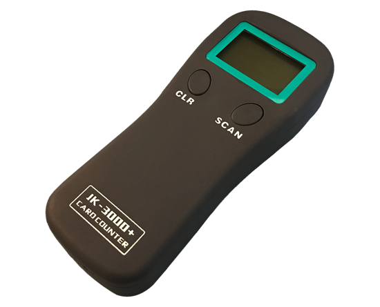 Picture of JK-3000+ Handheld Card Counter