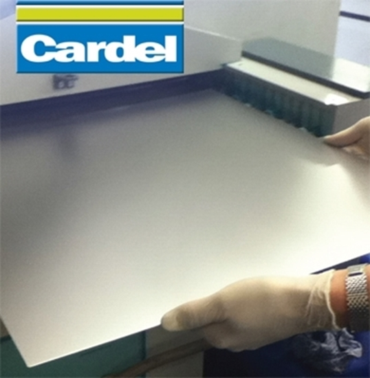 Picture of ISO Lamination Plates